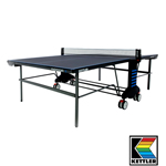 13437 - Kettler Indoor 4 Grey Table Tennis Table