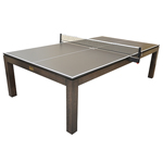 10889 - La Condo Table Tennis Table - Birch