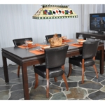 6342 - La Condo Poker Table Dining Top Option