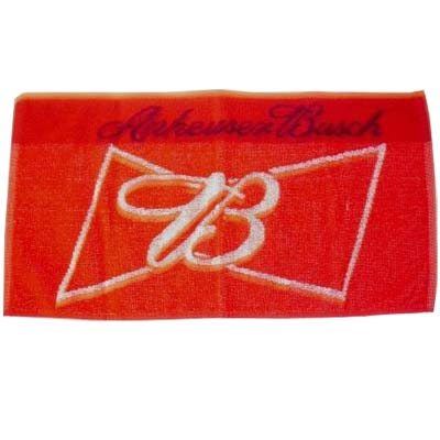160076-Anheuser Busch Bar Towel