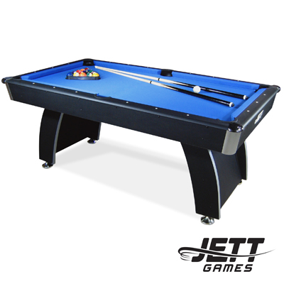 290001-Jett  Compact 6ft Pool Table