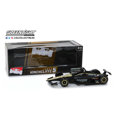 373236-2019 James Hinchcliffe Formula One 2019 Diecast