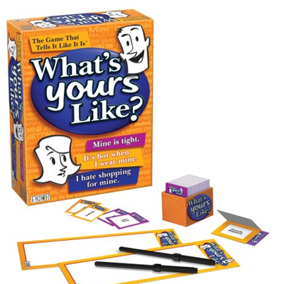 709005-What's Yours Like Adult Party Game