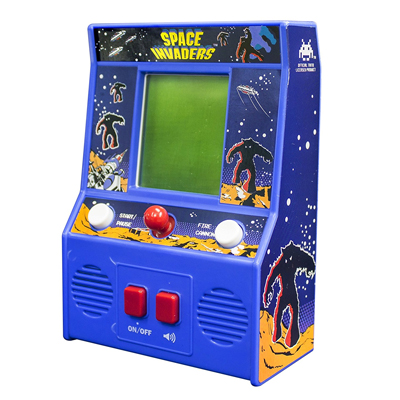 715435-Space Invaders Mini Arcade Game