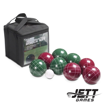 740201-Jett Competitive Bocce 100 mm Set
