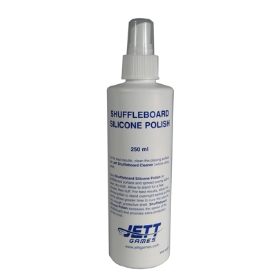 800809-Jett Shuffleboard Silicone Polish Spray 250ml