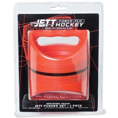 850025-Jett Ergonomic Air Hockey Pushers 2 Pack