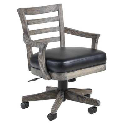 L110170-Legacy Sterling Game Chair - Rustic Finishes
