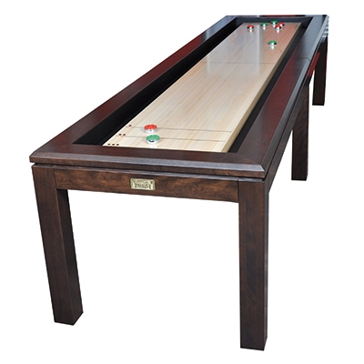 840855-La Condo 9ft Shuffleboard Table